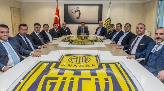 Ankaragücü'nden Açıklama: ''Dedikodulara İtibar Etmeyin''