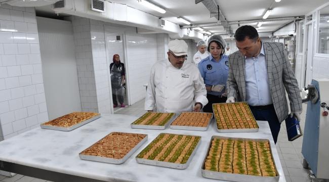 Büyükşehir'den Gıdalara Hijyen Denetimi