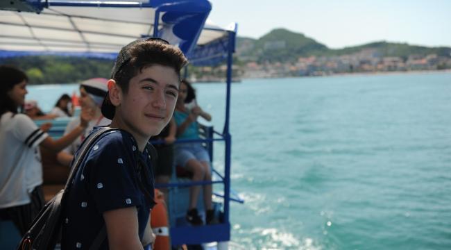 Altındağlı Gençler Amasrayı Ziyaret Etti