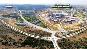 Angora Bulvarı 2 km'lik Tünelle Bilkent'e Bağlanacak