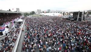 Büyük Ankara Festivali'nde İlk Gün... İşte Etkinlik ve Konser Bilgileri...