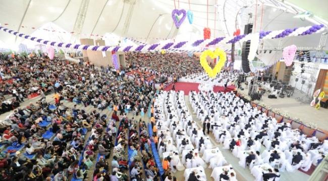 Büyük Ankara Festivali Toplu Nikah ve Sünnet Şölenine Ev Sahipliği Yapacak