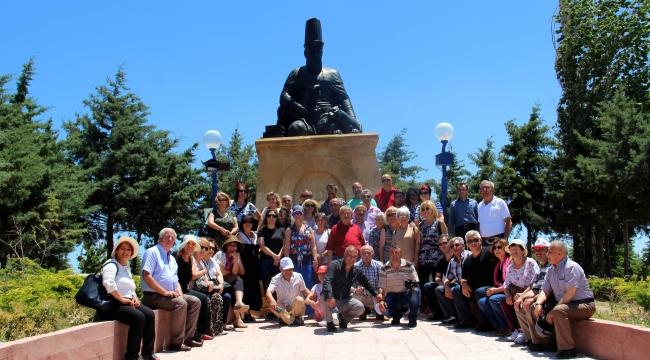 Çankaya'dan Muhtarlara Kültür Gezisi