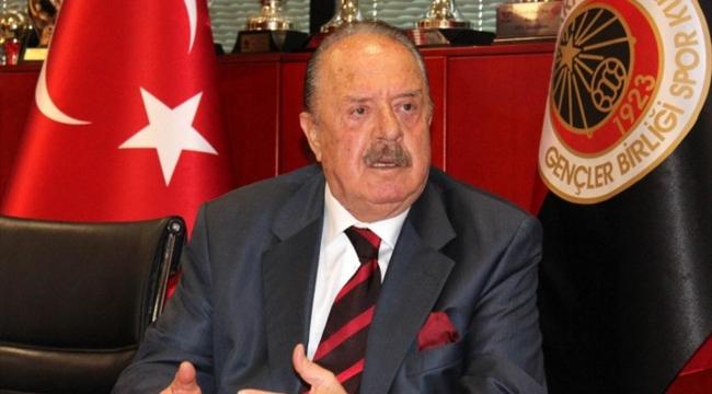 TSYD Ankara Şubesi'nden 'Efsane Başkan'a Vefa