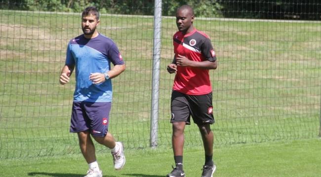 Gençlerbirliği'nin Yeni Transferi ''Dialo Guidileye''