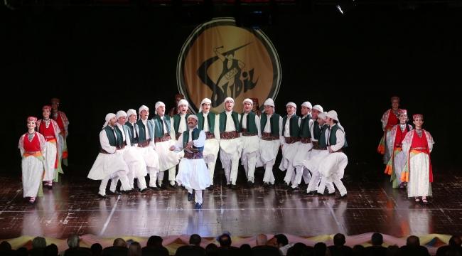 TUBİL'den 39. Yıla Özel Dans Şovu