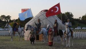 Ankara Festivali'nde 'Kayı Obası Çadırı'nda Tarihe Yolculuk