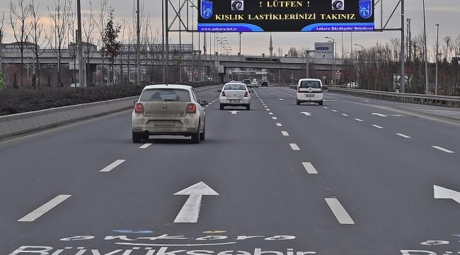 Ankara'nın 49 Ayrı Noktasında ''LED Bilgilendirme Ekranı''
