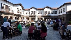 Büyük Ankara Festivali'nde Bedesten'e Büyük İlgi