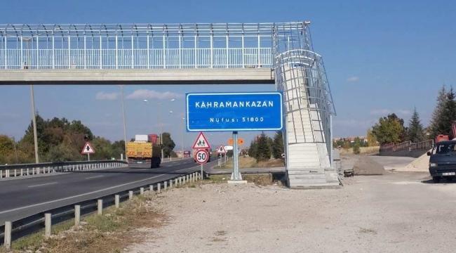 Kahramankazan - Ankara Karayolu Genişletilip Yenilenecek! Çalışmalar Ne Zaman Başlıyor?