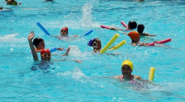 Keçiören'de Yaz Spor Okullarına yoğun İlgi