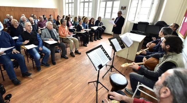 Mamak Kültür Merkezi'nde Yeni Dönem Hazırlıkları Yapıldı