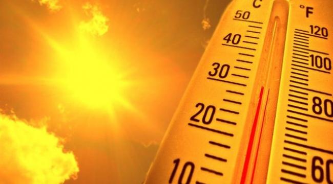 Meteoroloji'den Flaş Açıklama! Sıcaklıklar Kavuruyor... (12 - 16 Ağustos) İşte Mersin'de Hava Durumu...