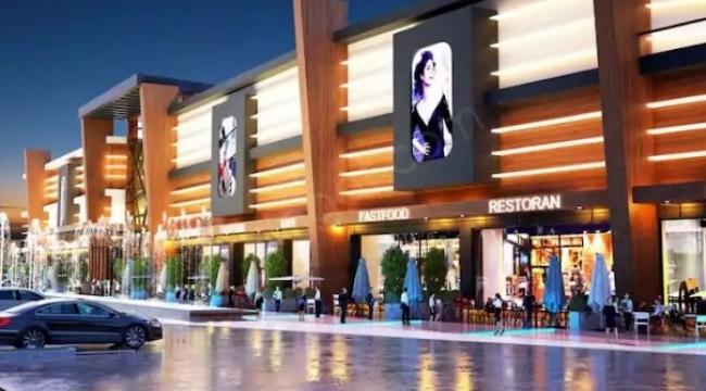 Polatlı'nın İlk Alışveriş Merkezi ''Kartaltepe AVM'' Basına Tanıtıldı