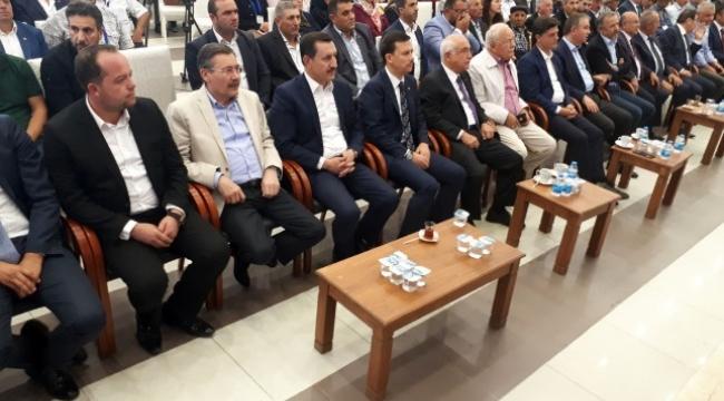AK Parti Çubuk 6. Olağan Kongresi Yapıldı