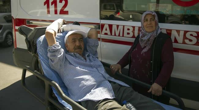Ankara'da Kurbanlık Kazası! Boğa Çarptı: 2 Kolu Kırıldı