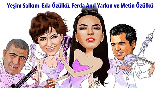 Ankara'da Unutulmaz Sanatçılar İle Muhteşem Bir Etkinlik ''Çılgınlar Kulübü''