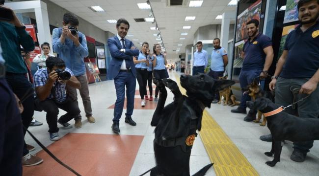 Ankara İtfaiyesi'nden Fotoğraf Sergisi