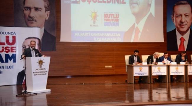 Bakan Sarıeroğlu: ''Kazan Halkı Kahramanlık Destanı Yazdı''