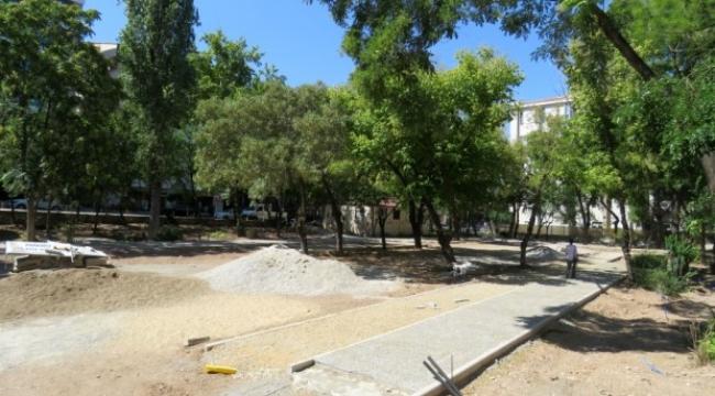 Çankaya Mehmet Akif Ersoy Parkı Ne Zaman Açılacak?