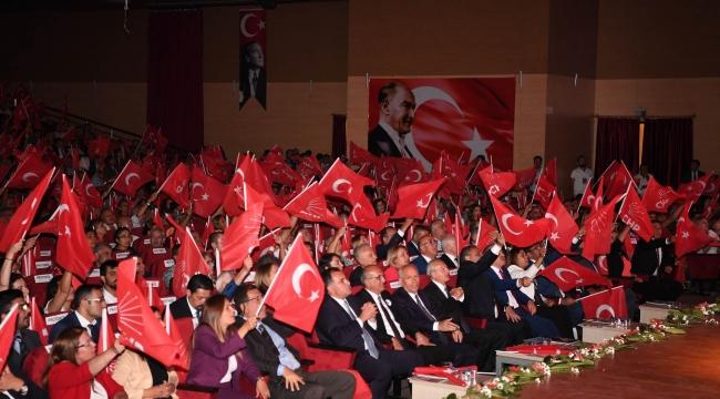 CHP 94.Yaşını Ankara Nazım Hikmet'te Kutladı