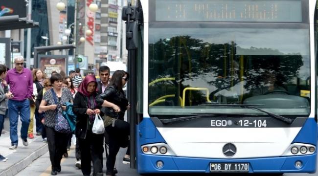 Ankara - Beypazarı Arasına Yeni EGO Otobüs Hattı... İşte Ücretler...