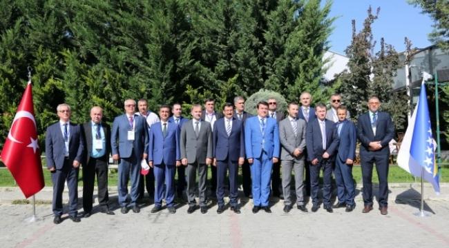 İki Ülke Belediye Başkanlarından Tecrübe Paylaşımı