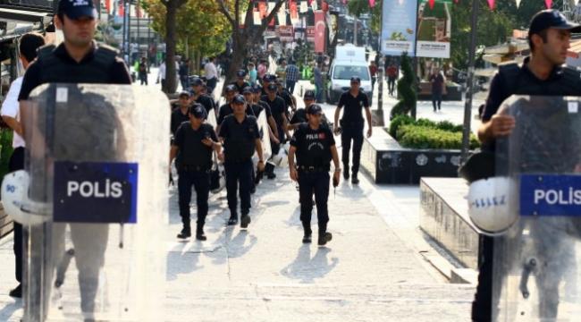 Kızılay'da Sıcak Saatler! Polis Önlem Aldı...