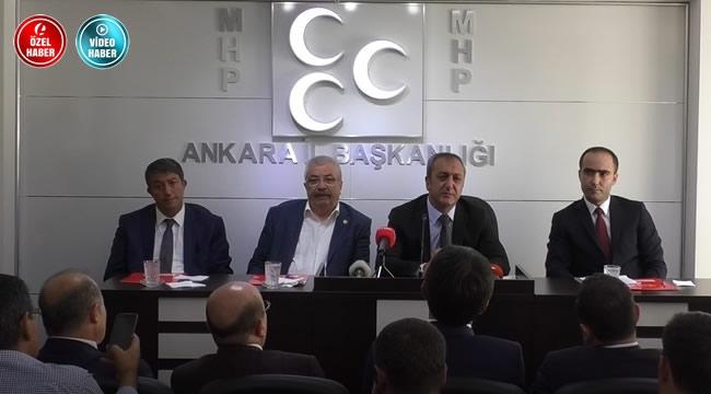 MHP Ankara, İl Başkan Adayını Açıkladı