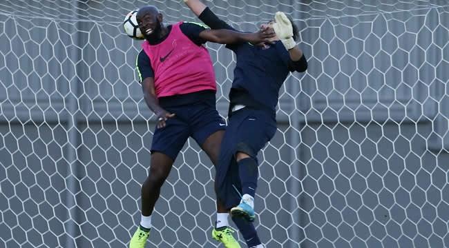 Osmanlıspor'un Yeni Transferi Antrenmana Çıktı