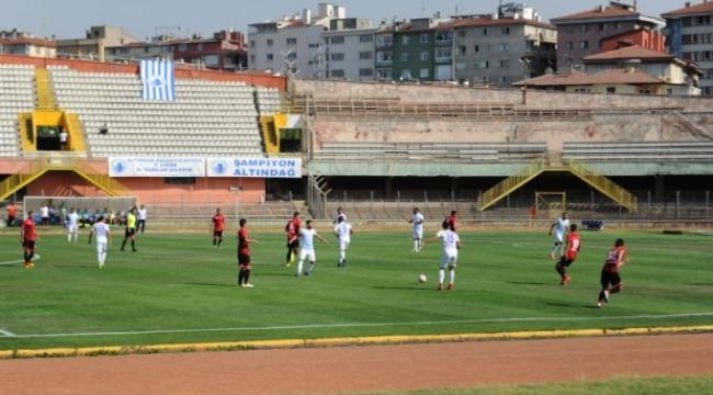 Yeni Altındağ Belediyespor 4. Tura Yükseldi