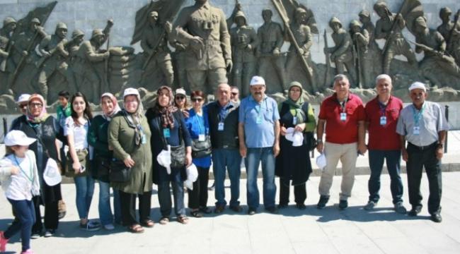 Yenimahalleliler Kültür Gezisinde