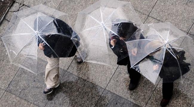 ANKARA DİKKAT! Meteoroloji'den Flaş Sağanak Yağış Uyarısı... İşte Hava Durumu