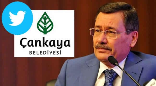 Çankaya Belediyesi'nden Gökçek'in Açıklaması Sonrası Dikkat Çeken Tweet