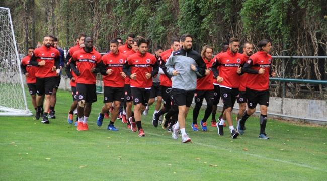 Gençlerbirliği, Beşiktaş Maçına Hazırlanıyor