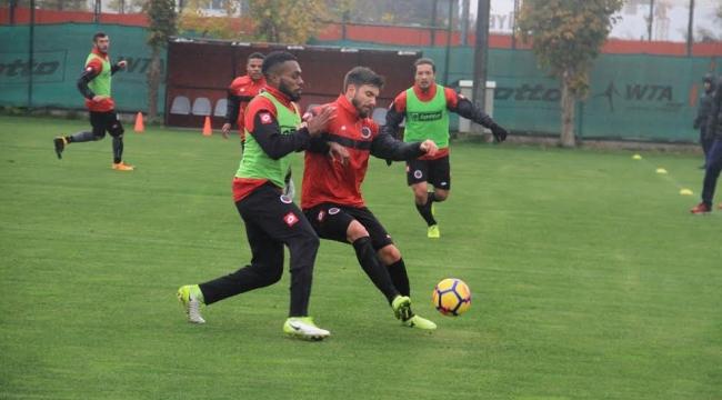 Gençlerbirliği'nde Galatasaray Hazırlıkları Başladı