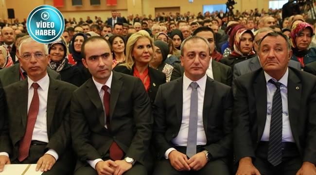 MHP Ankara İl'de Kongre: Yeni Başkan Görevi Devraldı