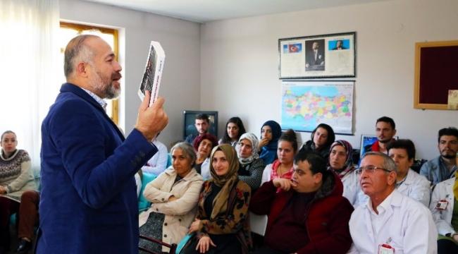 Saygı ''Özel'' Eğitim Okulunda Ali Dinler'den Kişisel Gelişim Semineri