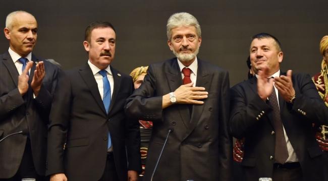 Ankaralılardan Mustafa Tuna'ya Ziyaret