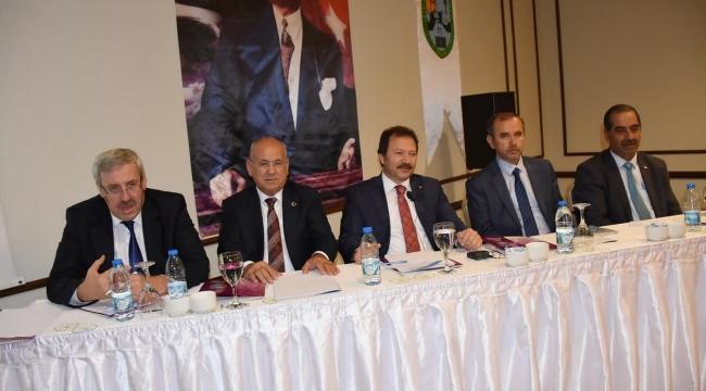 ANKESOB Başkanlar Kurulu Toplantısı Yapıldı