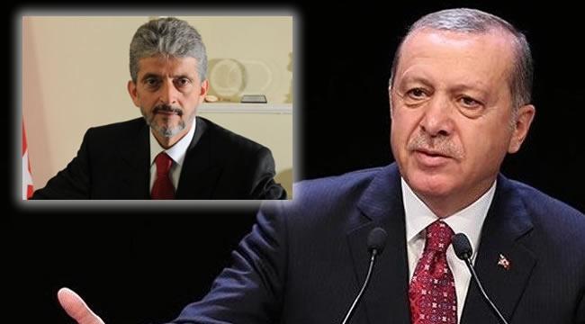 Cumhurbaşkanı Erdoğan Mustafa Tuna İle Görüştü