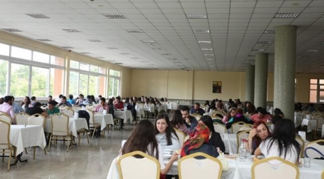 Gazi Üniversitesi Yemekhanesinde Yeni Dönem: ''Vejetaryen Menü Uygulaması''