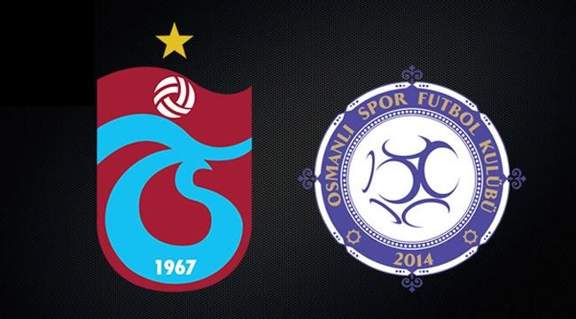 Geri Sayım Başladı! Osmanlıspor Deplasmanda Trabzonspor Karşısında