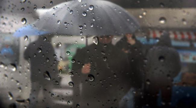 SICAKLIKLAR DÜŞÜYOR! Başkent'te Yağışlı Günler... İşte Ankara Hava Durumu
