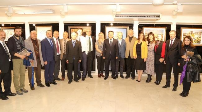 Ankara'nın Bin Yılı Fotoğraf Projesi Ankaralılarla Buluştu