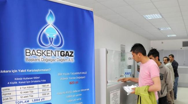 Ankara'nın Kartlı Doğalgaz Sayaçları TBMM Gündemine Taşındı