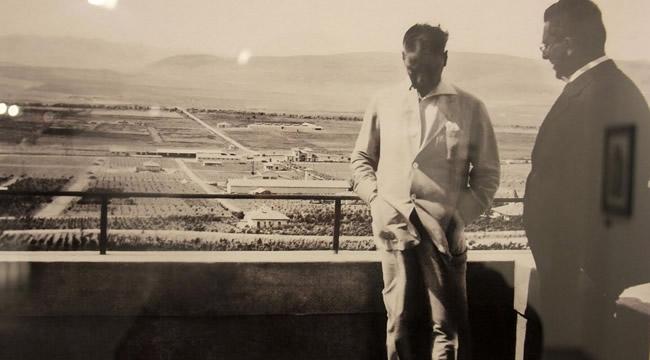 Atatürk'ün İlk Kez Sergilenen Fotoğrafları Ankara'da...