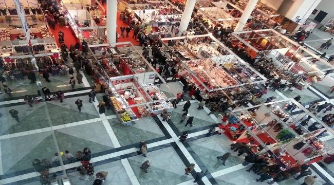 ''Yeni Yıla Merhaba'' Fuarı Ankara'da Açılıyor