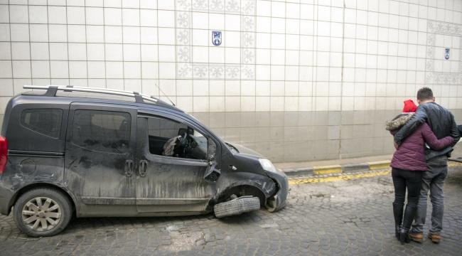 Alkol... Hız... Ankara'da Kaza: 2 Yaralı