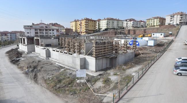 Altındağ'a 36 Yeni Okul Daha Yapılıyor